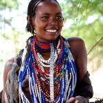 Abore Woman - Omo Valley