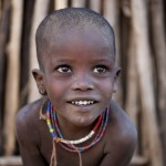 Abore Boy - Omo Valley