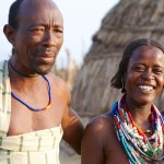 Abore Couple - Omo Valley