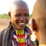 Arbore Girls Talking - Omo Valley