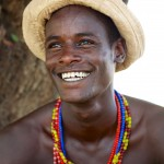 Young Abore Man - Portrait