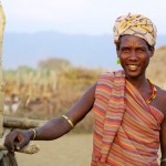 Arbore Tribe Young Elder - Omo Valley