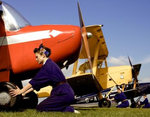 The Compton Abbas Airfield Charity Calendar 2014