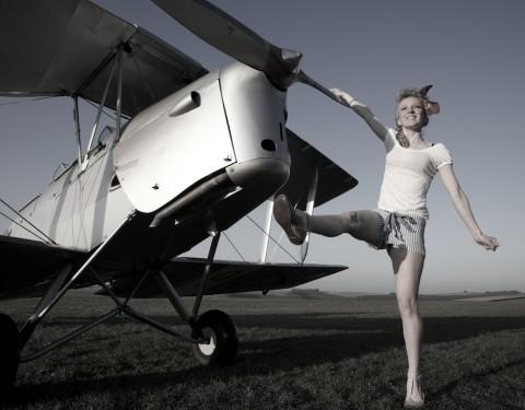 Compton Abbas Airfield Charity Calendar 2012
