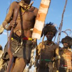 Dassanech chief leads the Dimi 1