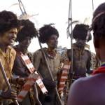 Dassanech chief leads the Dimi 4