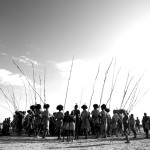The Culmination of the Dimi Ceremony - Dassanech Tribe