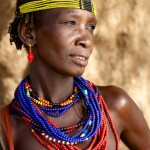 Dassanech woman - portrait