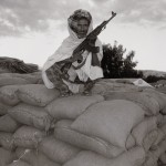 Militia guard - Arraro, Ethiopia