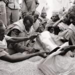 Food distribution - Arraro, Ethiopia