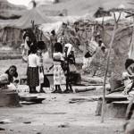 Daily Life. Kotobia Camp, Ethiopia