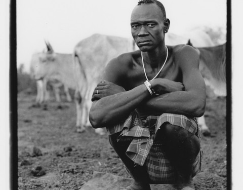 Omo Valley Tribes (Black & White)