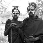 Maasai Circumcision Boys