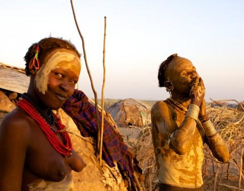 Dassanech Tribe – Preparing for The Dimi