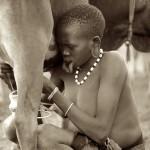 Bimade Done milking