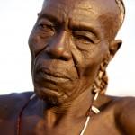 Mursi Elder - Portrait