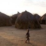 Nyangatom Village & Child - Omo Valley