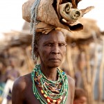 Older Dassanech Woman