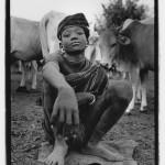 Oligidane - Mursi Boy - Portrait