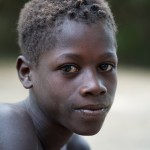Karo Boy - portrait