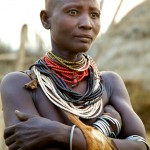 Portrait of a Karo woman 5
