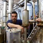Rose Oil Distiller - Isparta, Turkey