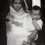 Saho Woman-&-Child - Eritrea