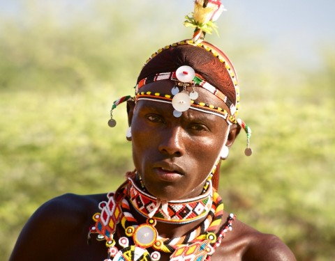 Faces & Portraits – Kenya