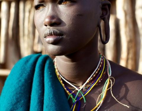Surma Tribe – Body-Art & Adornment
