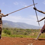 Surma women stick dancing 2