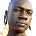 Surma cattle herder 2 - Close up