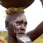 Surma woman with Lip Plate 1