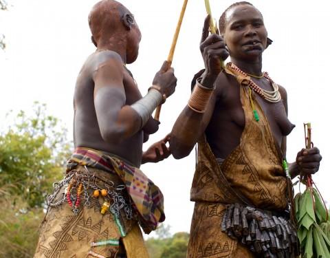 Surma Tribe – Life & Landscape