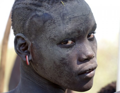 Mursi Tribe – Terro Donga
