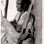 Woman & Kalashnikov - Ethiopia