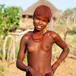 Young Hamar Girl 1