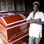 Coffin Maker, Bungoma, Western Kenya.