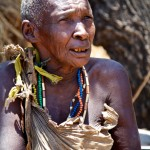 Portrait of a Hadza Grandmother, Tanzania