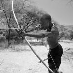 Hadza Tribal Hunter