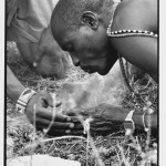 Maasai Firelighting