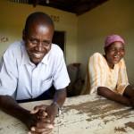 Shopkeepers, Western Kenya