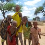 Sonjo Children, Tanzania