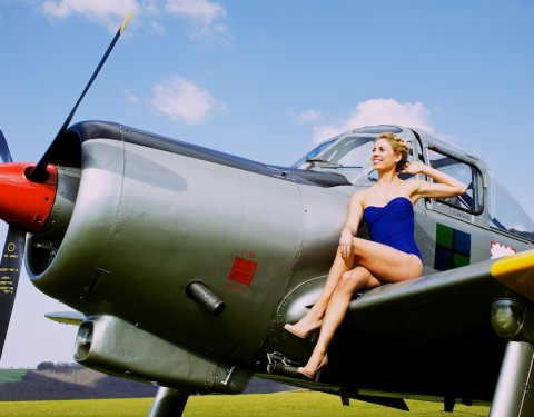 The Compton Abbas Airfield Charity Calendar 2014