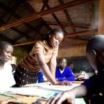 Classroom - Siaya, Kenya