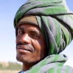 Farmer, Amba Giorgis, Ethiopia