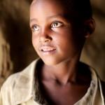 Portrait of Jessica, Kisongo, Tanzania