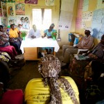 Meeting - Kogelo Resource Centre, Siaya, Kenya