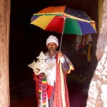 Orthodox Priest, Adam's Tomb, Lalibela, Ethiopia