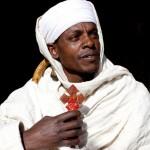 Orthodox Priest, Amba Giorgis, Ethiopia