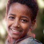Portrait, Zege Peninsular, Ethiopia